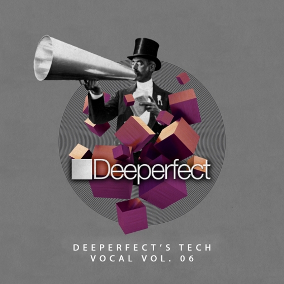 Deeperfect Records Deeperfect's Tech Vocal Vol. 06 WAV